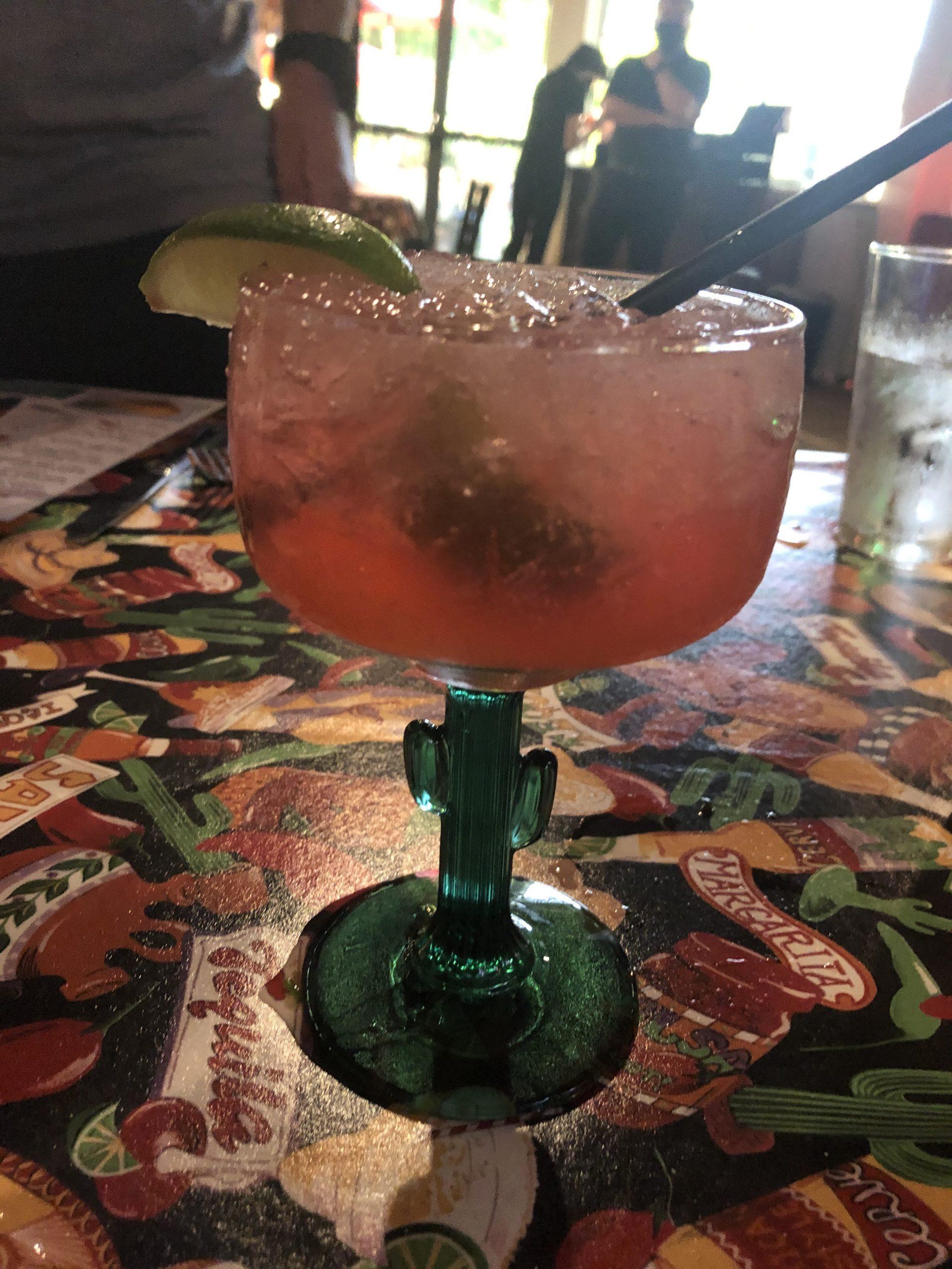 Pink Cadillac Margarita