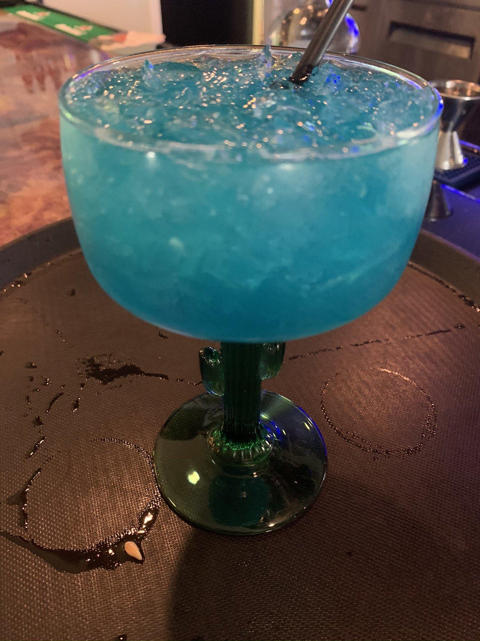 Blue Agave Margarita